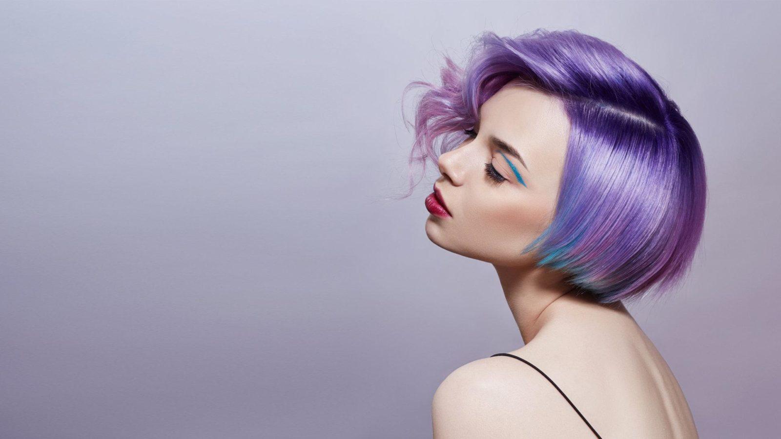 Лунный календарь покраски волос на август 2021 года